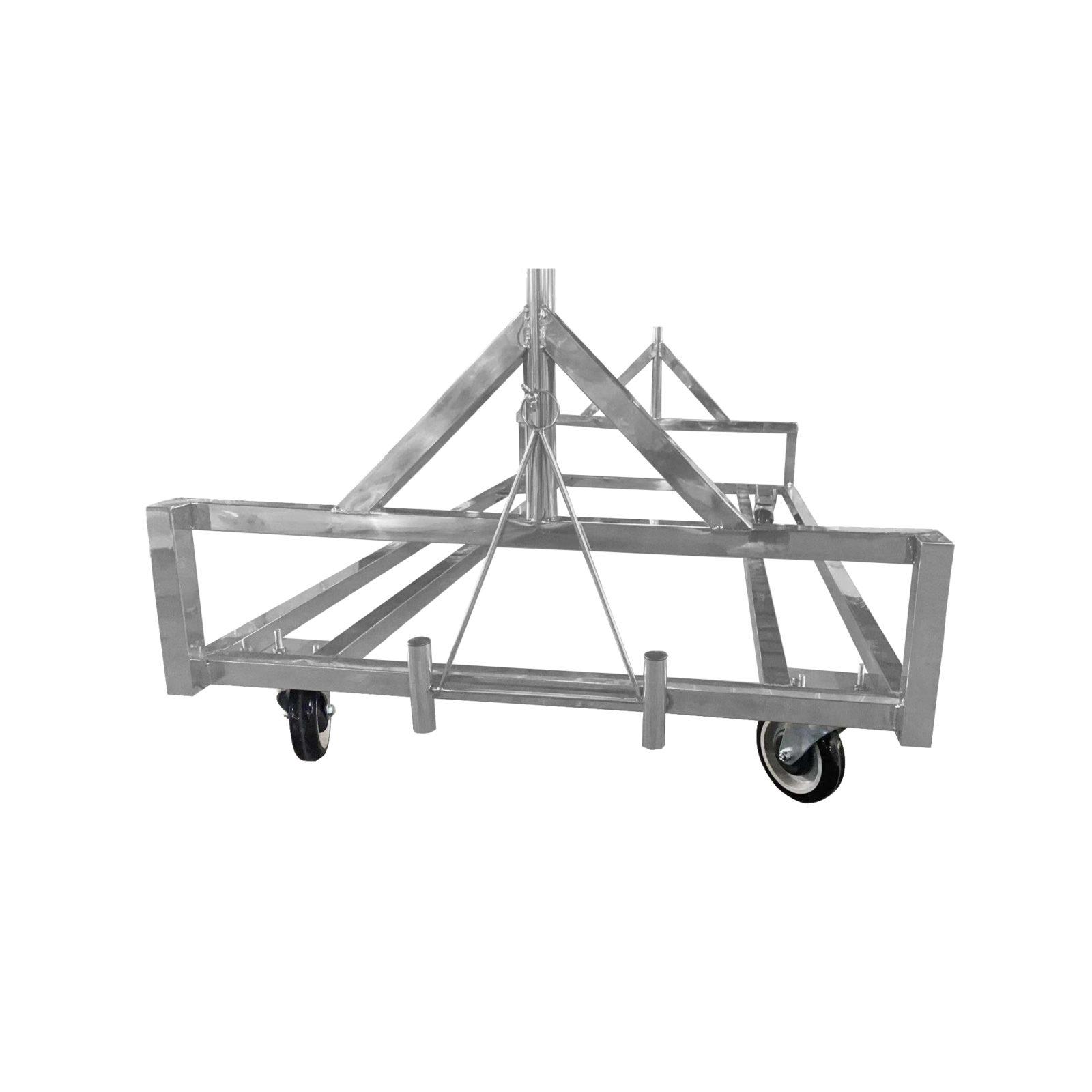 hanging cart front facing